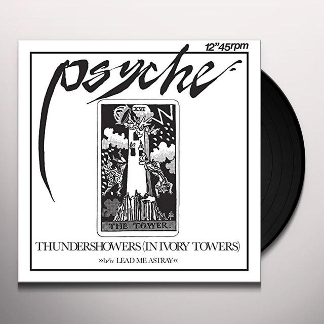 PYSCHE THUNDERSHOWERS (IN IVORY TOWERS) Vinyl Record