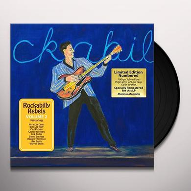 ROCKABILLY REBELS 2 / VARIOUS Vinyl Record