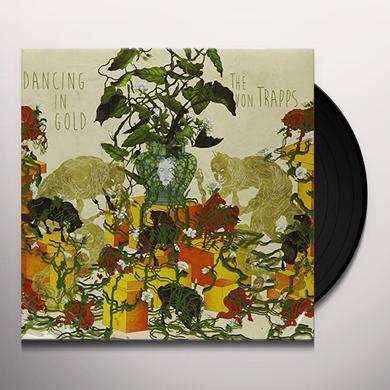 VON TRAPPS DANCING IN GOLD Vinyl Record