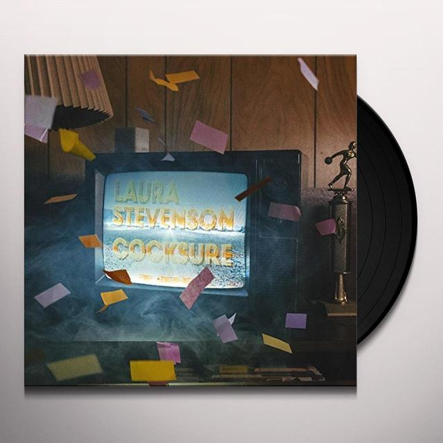 Laura Stevenson COCKSURE Vinyl Record