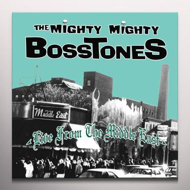 Mighty Mighty Bosstones LIVE FROM THE MIDDLE EAST Vinyl Record