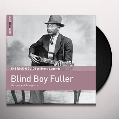 ROUGH GUIDE TO BLIND BOY FULLER Vinyl Record - 180 Gram Pressing, Digital Download Included