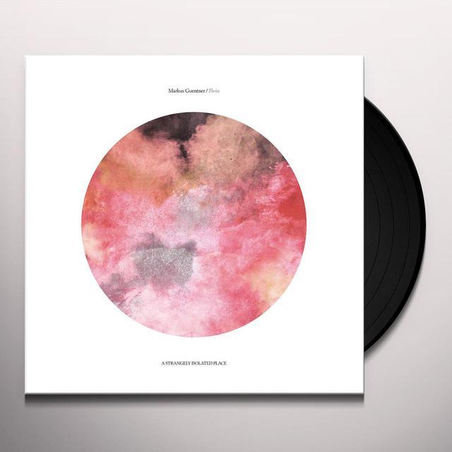 Markus Guentner THEIA Vinyl Record