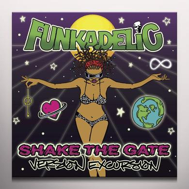 Funkadelic SHAKE THE GATE - VERSION EXCURSION Vinyl Record