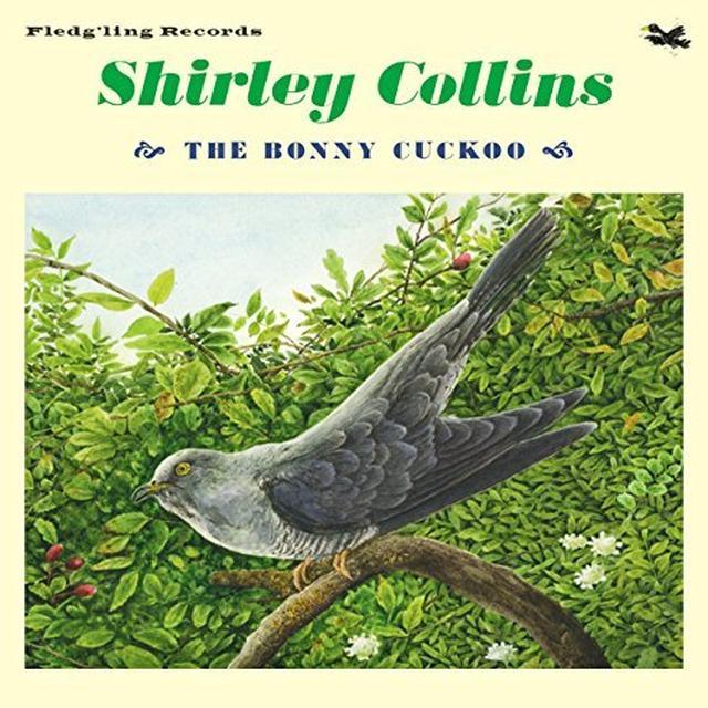 Shirley Collins BONNY CUCKOO Vinyl Record