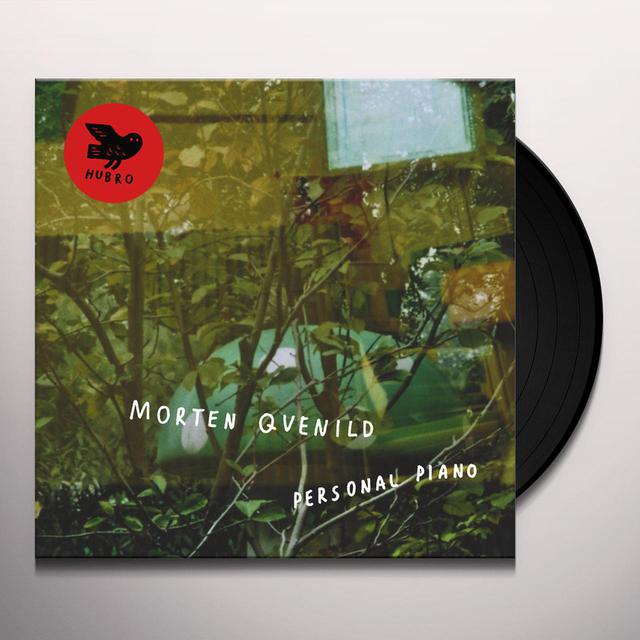 Morten Qvenild PERSONAL PIANO Vinyl Record