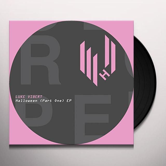 Luke Vibert HALLOWEEN (PART ONE) (EP) Vinyl Record