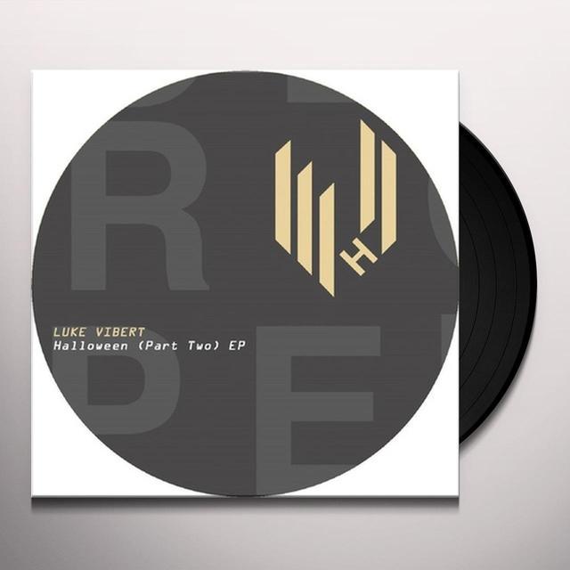 Luke Vibert HALLOWEEN (PART TWO) (EP) Vinyl Record