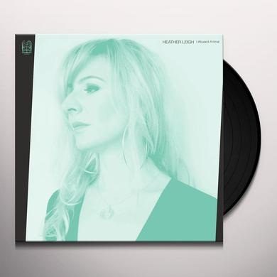 Heather Leigh I ABUSED ANIMAL Vinyl Record