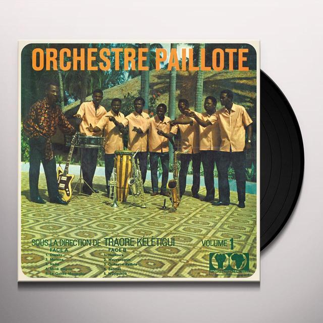 ORCHESTRE PAILLOTE SOUS LA DIRECTION DE TRAORE KELETIGU Vinyl Record