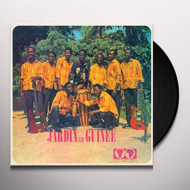 ORCHESTRE DU JARDIN DE GUINEE SOUS LA DIRECTION DE ONIVOGUI BALLA Vinyl Record