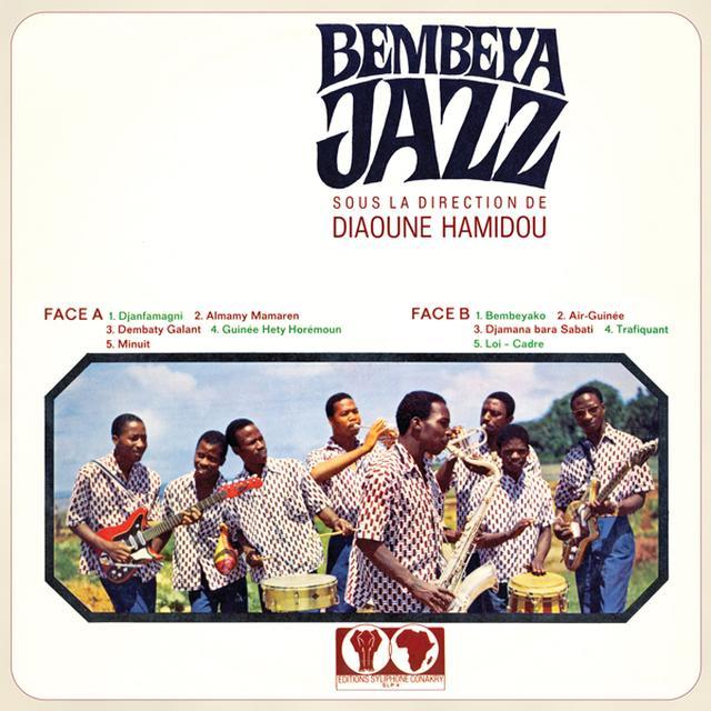 Bembeya Jazz SOUS LA DIRECTION DE DIAOUNI HAMIDOU Vinyl Record