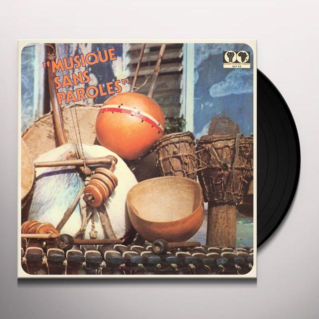 MUSIQUE SANS PAROLES / VARIOUS Vinyl Record