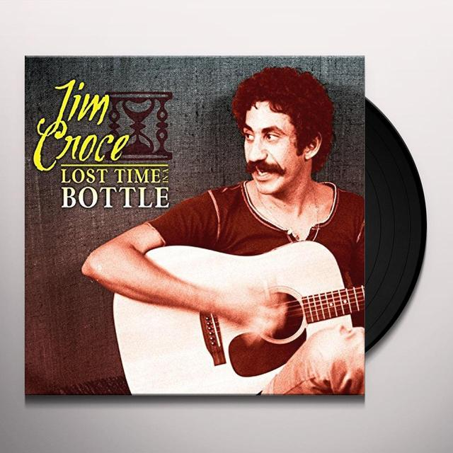 Jim Croce LOST TIME IN A BOTTLE Vinyl Record