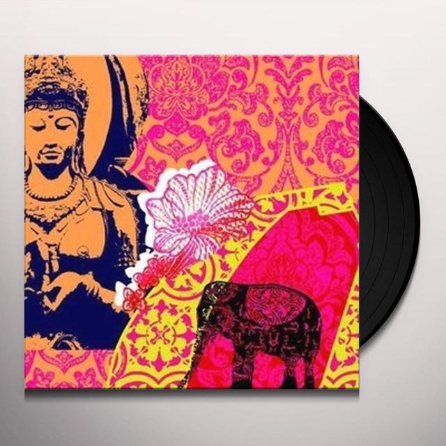 Daniele Baldelli COSMIC TEMPLE CHAPTER 1 Vinyl Record - Italy Release