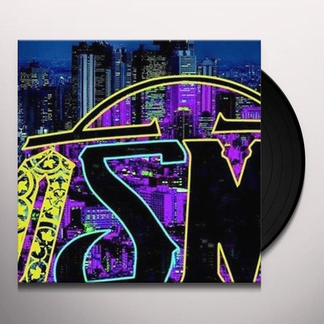 Daniele Baldelli COSMIC TEMPLE CHAPTER 2 Vinyl Record - Italy Import