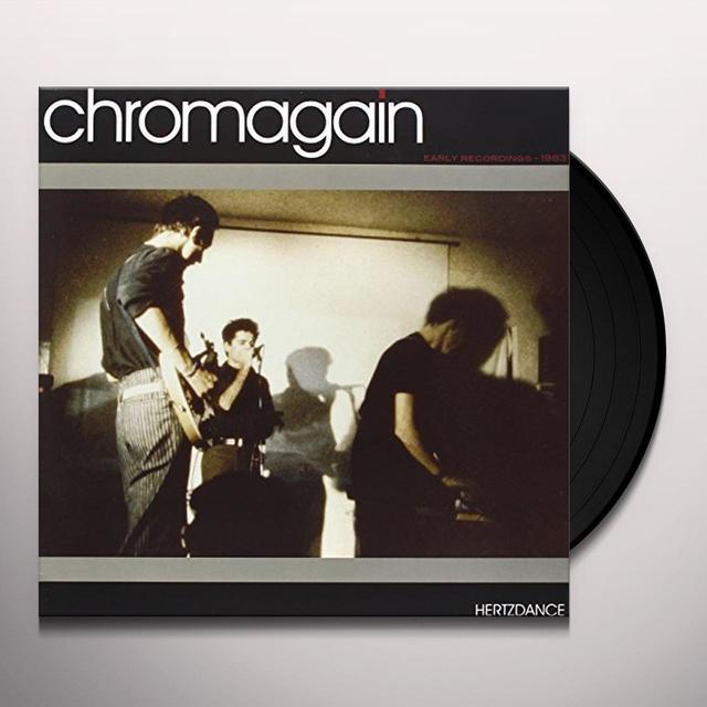 Chromagain HERTZDANCE Vinyl Record - Italy Import