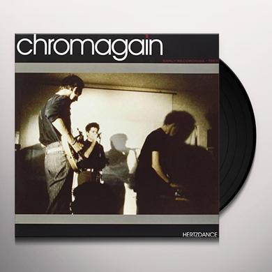 Chromagain HERTZDANCE Vinyl Record