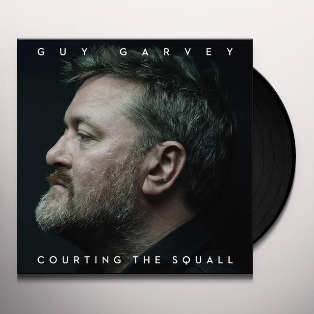 Guy Garvey COURTING THE SQUALL Vinyl Record - UK Import