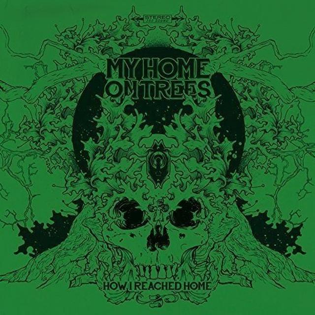 MY HOME ON TREES HOW I REACHED HOME: YELLOW VINYL Vinyl Record - Italy Import