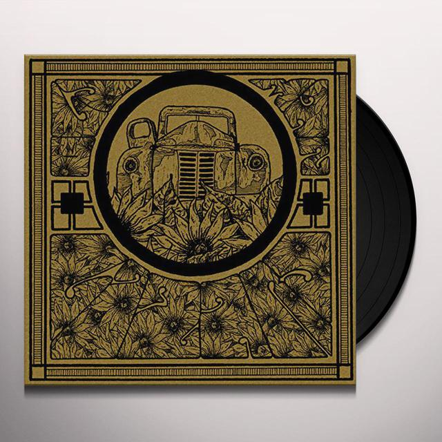 OLD MAN LIZARD Vinyl Record - Italy Import