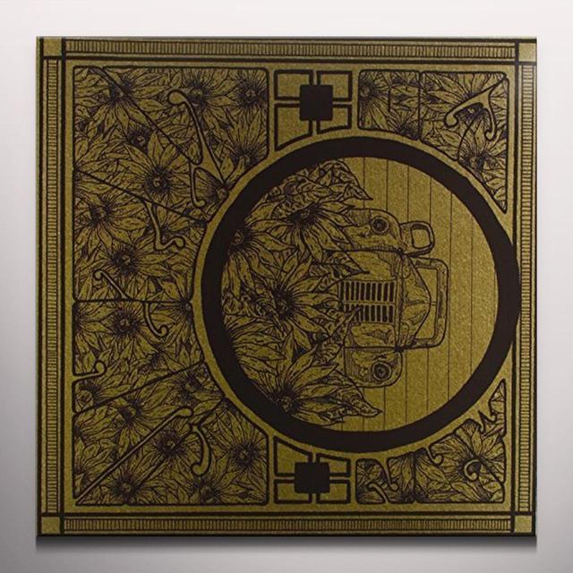 OLD MAN LIZARD: GREEN VINYL Vinyl Record