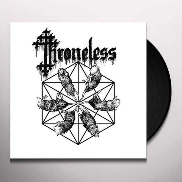 THRONELESS Vinyl Record - Italy Import