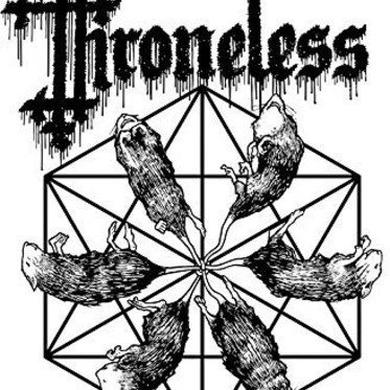 THRONELESS: BROWN VINYL Vinyl Record