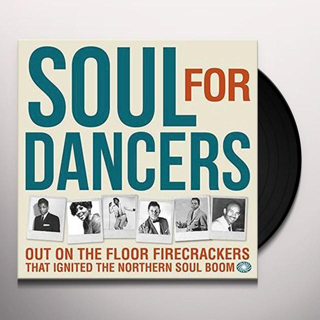 SOUL FOR DANCERS / VARIOUS (UK) SOUL FOR DANCERS / VARIOUS Vinyl Record - UK Import