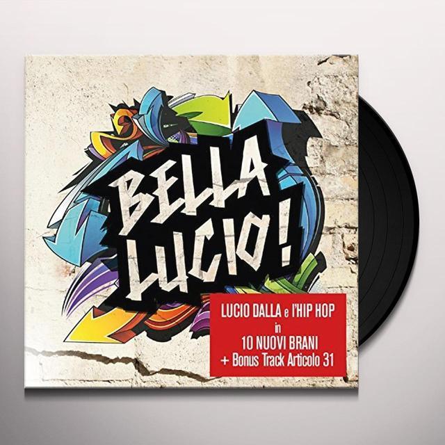 BELLA LUCIO / VARIOUS (HOL) BELLA LUCIO / VARIOUS Vinyl Record - Holland Import