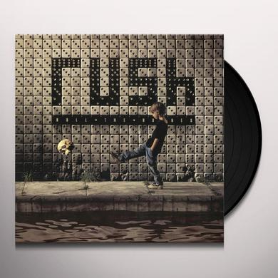 Rush ROLL THE BONES Vinyl Record
