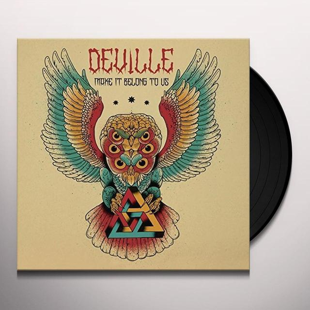 Deville MAKE IT BELONG TO US Vinyl Record