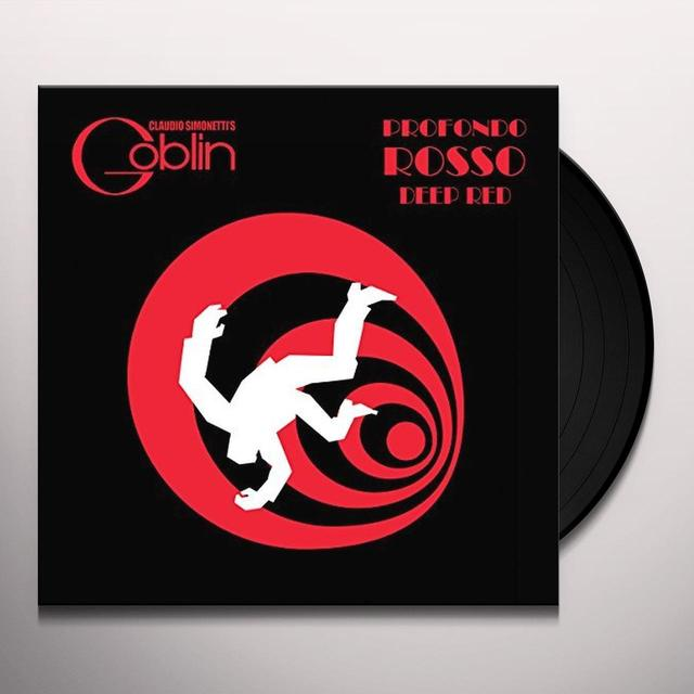 CLAUDIO SIMONETTI'S GOBLIN (ANIV) (BOX) DEEP RED / PROFONDO ROSSO - O.S.T.  (BOX) Vinyl Record - Anniversary Edition