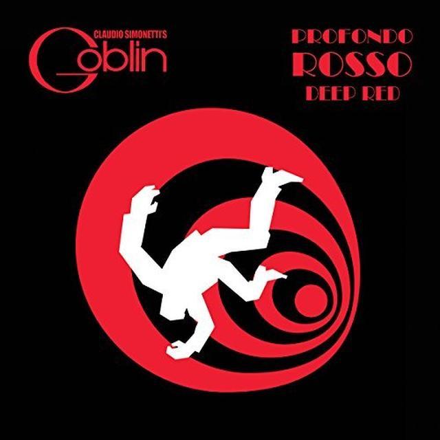 CLAUDIO SIMONETTI'S GOBLIN (ANIV) (BOX) DEEP RED / PROFONDO ROSSO - O.S.T. Vinyl Record