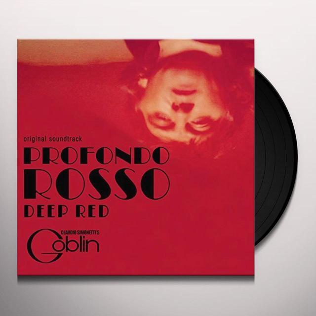 CLAUDIO SIMONETTI'S GOBLIN (ANIV) DEEP RED / PROFONDO ROSSO - O.S.T. Vinyl Record - Anniversary Edition