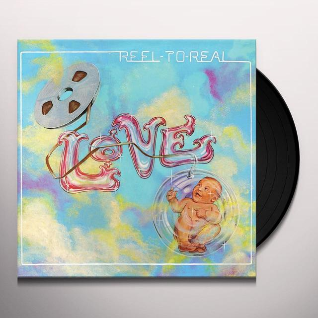 Love REEL TO REAL (WB) Vinyl Record - Digital Download Included