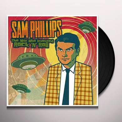 SAM PHILLIPS: THE MAN WHO INVENTED ROCK 'N' ROLL Vinyl Record