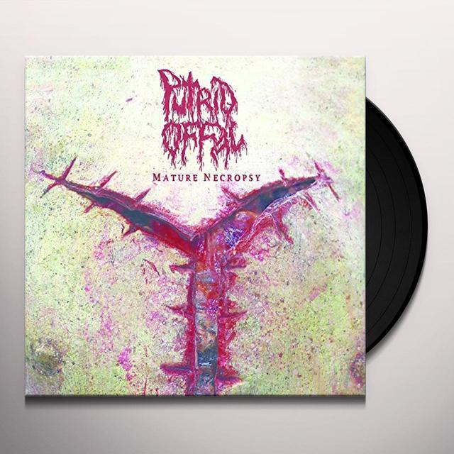PUTRID OFFAL MATURE NECROPSY Vinyl Record
