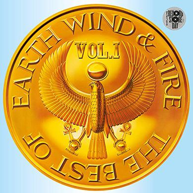 BEST OF EARTH WIND & FIRE 1 Vinyl Record - Picture Disc