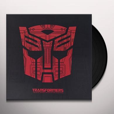TRANSFORMERS: THE MOVIE SOUNDTRACK / VARIOUS Vinyl Record
