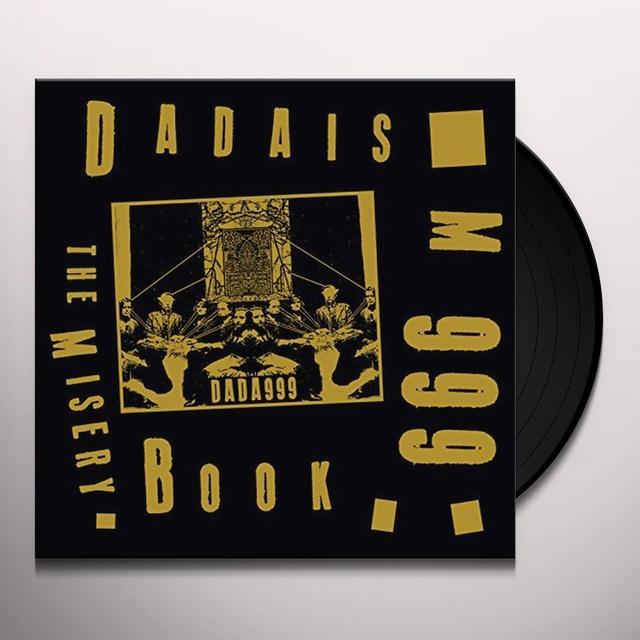 DADAISM 999 MISERY BOOK Vinyl Record