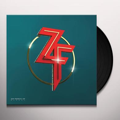ZAP FRANCIS Vinyl Record