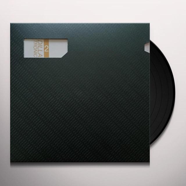 J Dilla DILLATRONIC 2 Vinyl Record