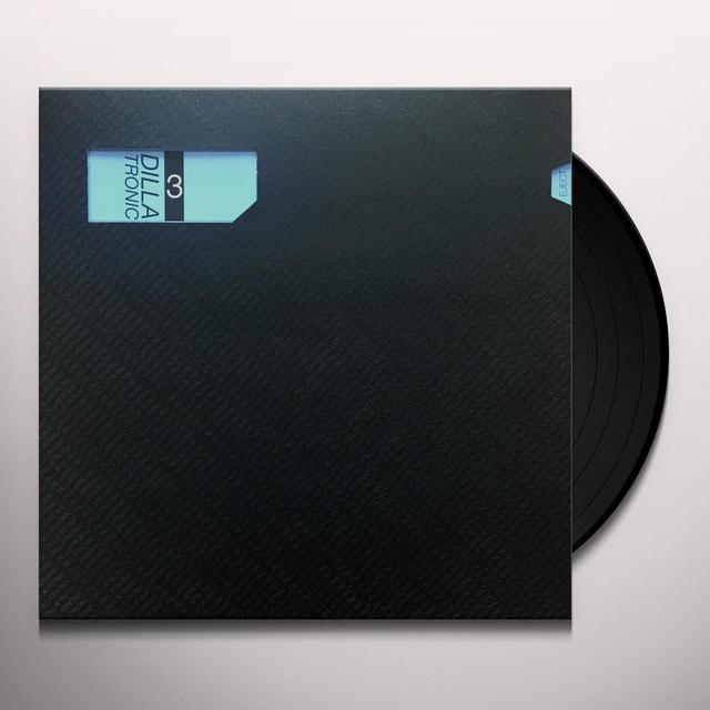 J Dilla DILLATRONIC 3 Vinyl Record