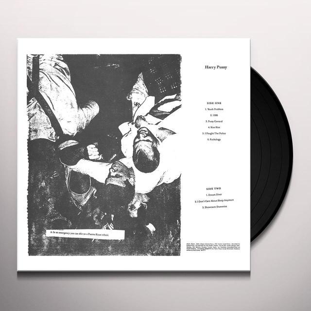 HARRY PUSSY Vinyl Record