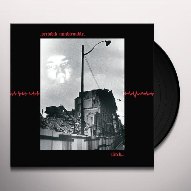 ILITCH PERIODIKMINDTROUBLE Vinyl Record