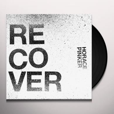 Horace Pinker RECOVER Vinyl Record
