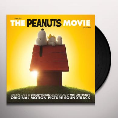PEANUTS MOVIE / O.S.T. (DLI) Vinyl Record