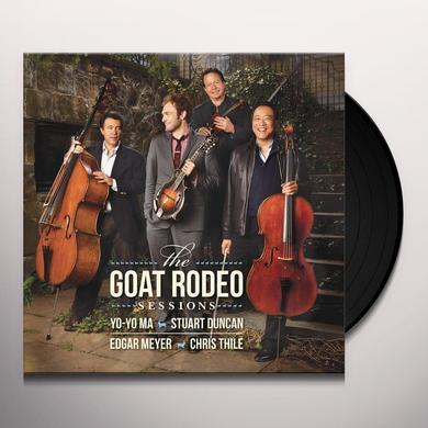 Yo-Yo Ma / Stuart Duncan / Edgar Meyer / Chr Thile GOAT RODEO SESSIONS  (DLI) Vinyl Record - 180 Gram Pressing