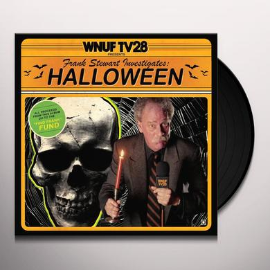 WNUF TV28 PRESENTS FRANK STEWART INVESTIGATES / VA Vinyl Record